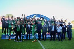 L'Avellino stende il Lecco ed è campione d'Italia