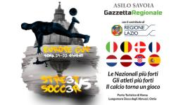 Europe Cup di Street Soccer: 22 giugno porto turistico di Ostia