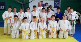 "Frascati, piccoli judoka protagonisti al ""Quattro Stagioni"""