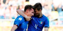 Pinamonti trascina l'Italia. Mali ko: siamo in semifinale!