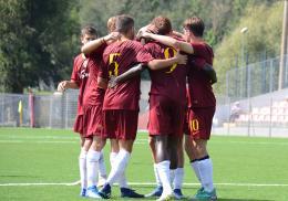 Roma, sconfitta indolore: eliminato il Milan ora le semifinali