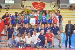 U18 è dittatura Volleyrò: sesto scudetto di fila