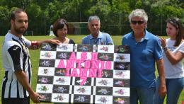 Memorial Antonio Ianni: calcio, ricordi, emozioni