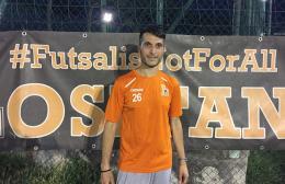 Primo colpo Lositana: bomber Bizzarri vestirà orange