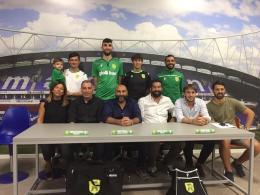 La Pro Calcio Tor Sapienza sposa un nuovo sponsor tecnico