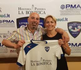Littoriana Futsal, arriva Roberta Cargnelutti