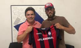 Fabio Fapperdue resta alla Flaminia Calcio Civita Castellana