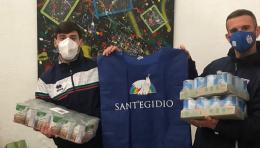Il Montespaccato con la Comunità di S. Egidio per #Natalepertutti