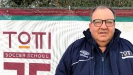 Si dividono le strade di Paolo Pinelli e della Totti Soccer School