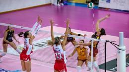 A2- Roma, salta l'ultima del girone: Pinerolo frenata dal Covid