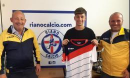 Asse Riano - Accademia Calcio Roma: Tiziano Stillo è un nuovo giocatore rossoblù