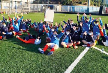 Lodigiani, Olimpiadi del calcio