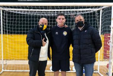 Da sinistra Biasini, Faziani e Zaccardi