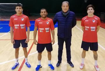 Mirafin Mirra e giocatori nuovi