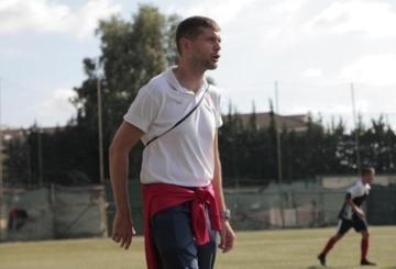 """Ladispoli, Brunelli: """"Qui mi sento a casa, ringrazio il club"""""""