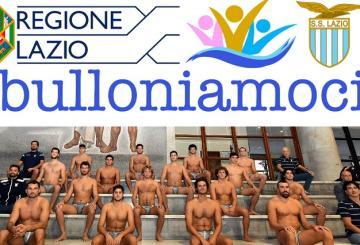 A1- Lazio domani di nuovo in vasca. Inizia la campagna Sbulloniamoci