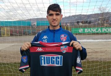 Atletico Terme Fiuggi: per la porta c'è Mirko Atzeni