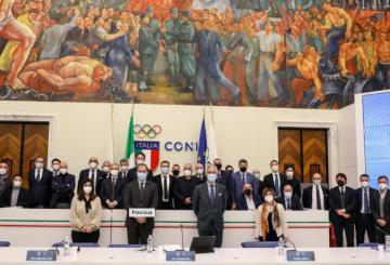 Il Consiglio direttivo della Divisione Calcio a 5