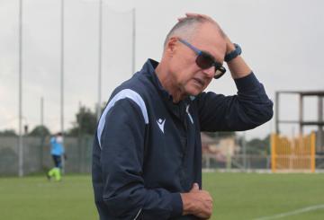 Menichini, tecnico della Lazio