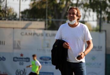 """Campus Eur, Coppola: """"I ragazzi hanno bisogno di giocare"""""""