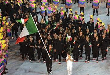 Sfilata olimpica