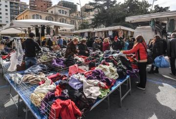 Regione Lazio, 1.5 milioni a fondo perduto per operatori di mercati domenicali