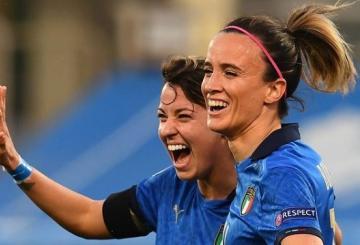 Italia, qualificazione centrata