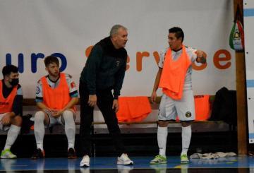 Fabrizio Ranieri, allenatore Italpol