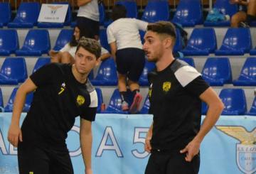 Michele Raubo e Matteo Biscossi