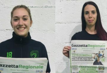 Lucrezia Schiti e Gessica Raffaelli