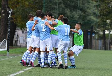 Esulta la Lazio