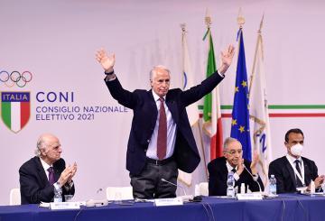 Giovanni Malagò ©Coni