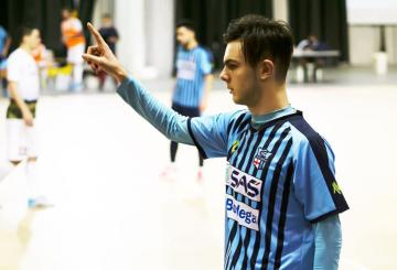 Massimo Mentasti (©Lecco Calcio a 5)
