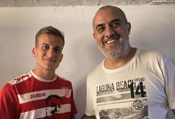 Marco Timo e Gianluca Zoppi