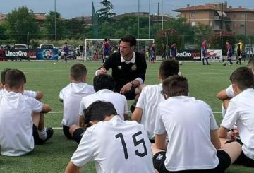 Alessandro Loconte, tecnico della Vigor Perconti (Foto ©Polisportiva Vigor Perconti/FB)