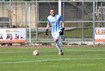 Pier Paolo Salvati ©Aprilia Calcio