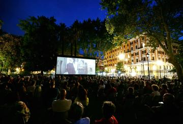 Notti di cinema a Piazza Vittorio: l'arena riapre con tante novità
