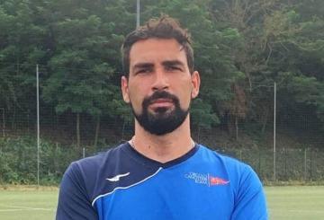 Simone Ucci, tecnico del Circolo Canottieri Roma (Foto ©Circolo Canottieri Roma/FB)