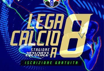 Isola Farnese, tutto pronto per la Lega Calcio a 8