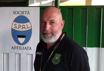 Fabio Garzina, tecnico del Consalvo (Foto ©Uln Consalvo)