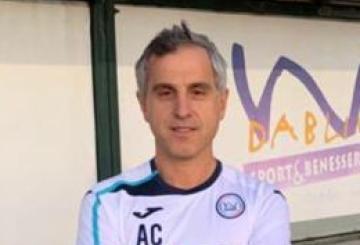 Adamo Carbone, tecnico della Dabliu New Team