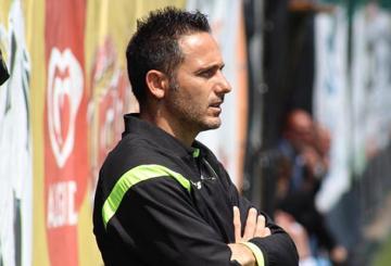 David Di Michele, tecnico del Frosinone