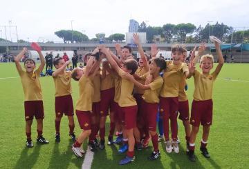 La Roma conquista la prima edizione del Torneo Samagor Elite