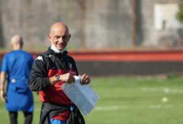 Massimiliano Di Lolli, tecnico del Colleferro