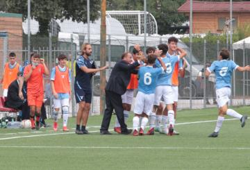 La Lazio non si ferma più. I ragazzi di Alboni passano anche a Frosinone