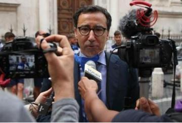 Il presidente Massimiliano Monnanni