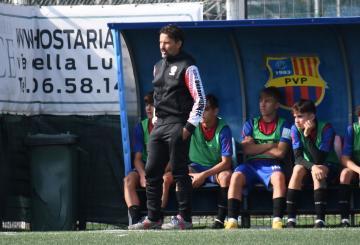 Giovanni Greco, tecnico della Tor Tre Teste (Foto ©Photosportroma)