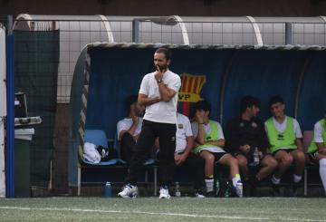 Francesco Ruperto, tecnico della Vigor Perconti (Foto ©Photosportroma)