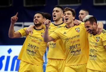 Ciampino Aniene (Foto ©Divisione Calcio a 5)