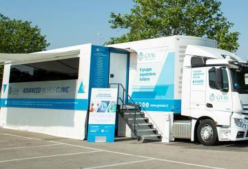 Advanced Mobile Clinic di GVM Care & Research
